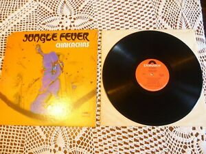 "THE CHAKACHAS ""JUNGLE FEVER"" POLYDOR PD 5504 USA 1970 LATIN JAZZ- FUNK-SOUL"