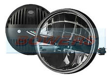 "LAND ROVER DEFENDER TRUCK-LITE 27291C 7"" INCH ROUND FULL LED HEADLAMP HEADLIGHT"