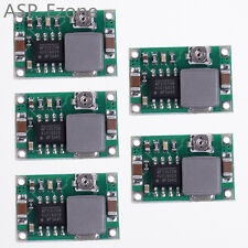 5pcs Mini-360 Buck Converter 4.75V-23V to 1V-17V DC-DC Step Down Power Module
