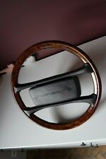 Wooden steering wheel PORSCHE 944