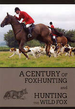 NEW DVD A Century of Foxhunting and Hunting the Wild Fox