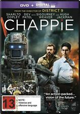 Chappie - DVD Region 4