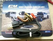 """GE 24 FORD/DAVID BROWN TRACTOR FROST PLUG HEATER 1-3/4"""" """"FREE SHIPPING"""""""