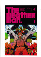 The Weather Man #4 NM- 9.2 1st Print Cover A Image Comics 2018
