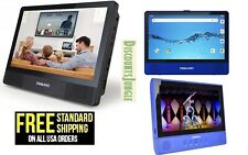DigiLand DL1001 Portable DVD /Google Android Wi-Fi Tablet 10'' Touchscreen 16GB