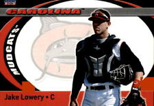 2013 Carolina Mudcats Choice #11 Jake Lowery Richmond Virginia VA Baseball Card