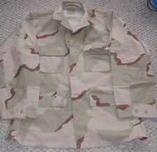 USGI Shirt Desert Camo DCU  - Size Large X-Long - OIF / OEF