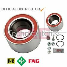 Ina Luk Kit Roulement Roue pour VW Polo Hatchback 1.0 Chat
