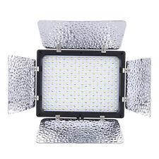 300 LED Photo Video Light Lamp Panel Studio Portrait Dimmer for Camera