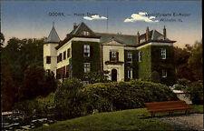 Utrechtse Heuvelrug Niederlande Nederland ~1930 Verblijfplaats Residenz Doorn