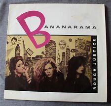 Bananarama, rough justice, Maxi Vinyl