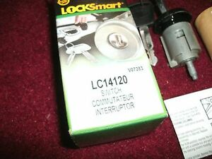 NEW 1986 - 1989 FORD TAURUS MERCURY SABLE IGNITION SWITCH KEY AND LOCK SET