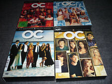 DVD - OC California Staffel 1-4 1+2+3+4 O.C. California komplette Serie