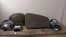 01 02 03 04 Dodge Stratus Sedan Air Bag Set Wheel Dash Module OEM Brown