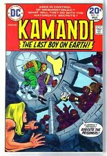 KAMANDI #15 Apes in Control of Washington DC! DC Comic Book ~ FN/VF