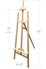 Simple Wood Wooden Easel Art Stand Drawing Sketching Painting Display SD-HJ2B