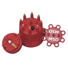 MSD Ignition 84335 - MSD Distributor Cap and Rotor Kit