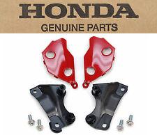 New Genuine Honda Backrest & Rear Carrier Mounts GL1800 F6B Magna Red OEM #L93