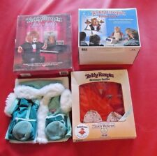 Teddy Ruxpin Sleeping Outfit/Love Songs/Winter/ Picture Show All New