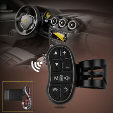 NEW Wireless Steering Wheel Button Remote Control For Car Stereo DVD GPS
