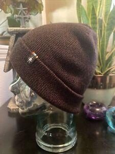 smartwool Acrylic/ Wool Brown/ Black Unisex One Size