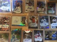Baseball Mystery Pack- Auto, Relic, RC, Patch, #'d (TATIS, ALONSO, ALTUVE)