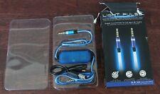 Pilot Automotive El-1301Bwk El V2 Audio Response Aux Cable Blue