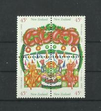 D 882.New Zealand 1993. Weihnachten,Christmas MNH