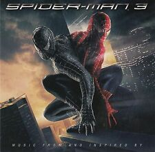 Various Artists-Music from And Inspired By Spider-man 3 CD