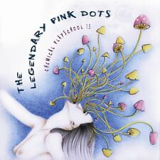 Legendary Pink Dots Chemical playschool 15 CD DIGIPACK 2012