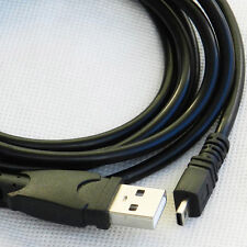 USB PC Data Charger Cable Cord For Nikon Coolpix P500 S3100 P100 L21 L22
