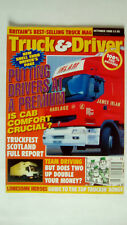 Truck and Driver Magazine October 2000