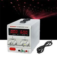 30V 5A Precision Variable Adjustable Digital Dc Power Supply Regulated Lab Grade