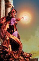 🔥🚨 STRANGE ACADEMY #5 JAY ANACLETO Scarlet Witch Virgin Variant WandaVision NM