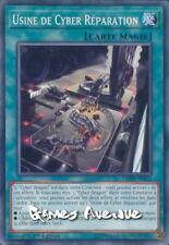 Yu-Gi-Oh ! Usine de Cyber Réparation LEDD-FRB12 (LEDD-ENB12) VF/ULTRA