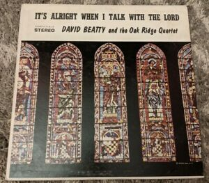 David Beatty I Talk With The Lord rare country gospel rockabilly devil LA vinyl