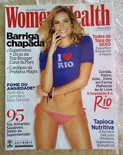 BRAZIL WOMEN'S HEALTH Magazine Cover DANI GONDIM MARCH 2015 VG