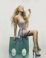Mariah Carey authentic signed autographed 8x10 photograph holo GA Sticker