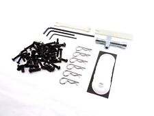 NEW TRAXXAS SLASH LCG 4x4 4wd TOOL KIT WITH SCREWS BOLTS BODY CLIPS PLATINUM