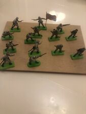 New listing Vintage Britains Ltd 1971 deetail Confederate soldiers Lead Based Toy Soldiers.