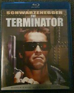 The Terminator Blu-Ray Region A