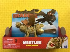 HOW TO TRAIN YOUR DRAGON DRAGONS GRONCKLE MEATLUG LARGE ACTION FIGURE