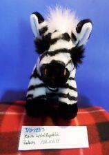 K&M Wild Republic Zebra 2010 beanbag plush(310-1263)
