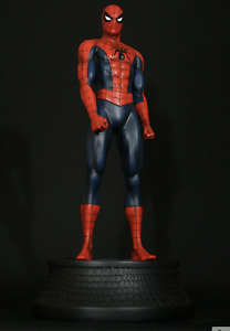 BOWEN DESIGNS ICONIC SPIDER-MAN MUSEUM STATUE LOW #91/1300 + FREE SHIPPING!!