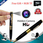 8GB Mini HD USB DV Camera Pen Recorder Hidden Security DVR Video Spy 1280x960 AX