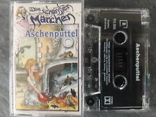 Aschenputtel / Musikkassette Tape