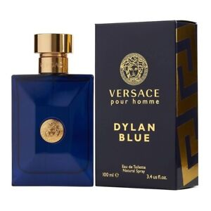 DYLAN BLUE -Versace Pour homme.If u wanna Smell Authentic Cologne you can Buy!