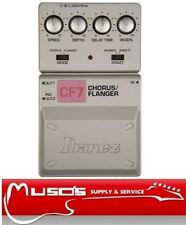 Ibanez CF7 Chorus/Flanger Tone Lok stompbox $109