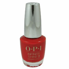 Opi Infinite Shine 2 Unequivocally Crimson Ik L09 Red New Bottle 54