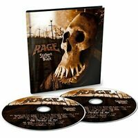 RAGE Seasons Of The Black Ltd Edition 17-trk 2-CD hardbook packaging NEW/SEALED